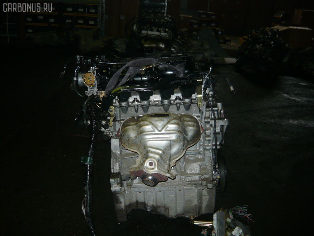 Двигатель HONDA FIT GD1 L13A. Фото 3