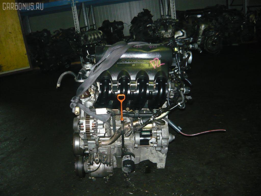 Двигатель HONDA FIT GD1 L13A. Фото 4