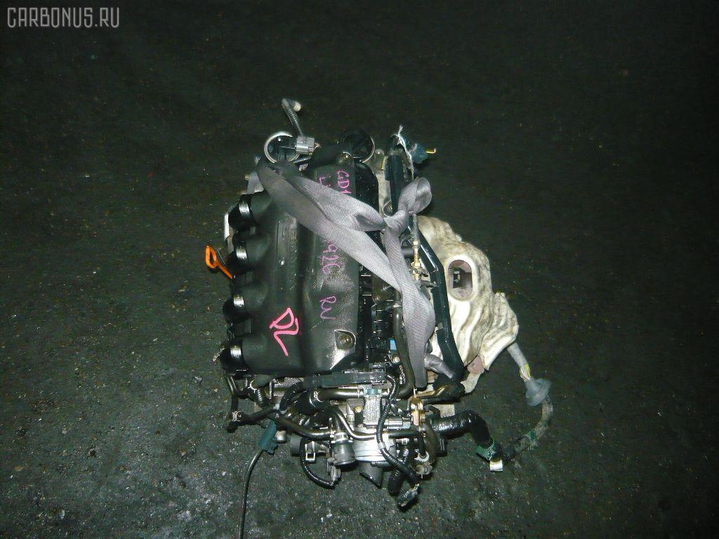 Двигатель HONDA FIT GD1 L13A. Фото 5