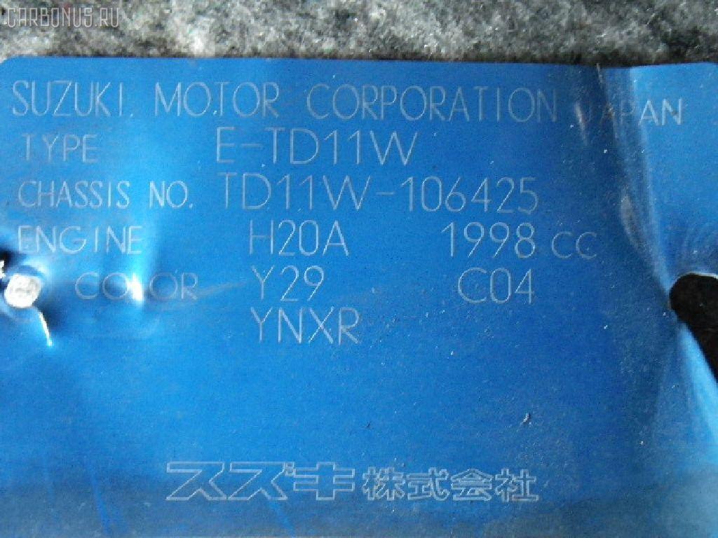 Блок упр-я стеклоподъемниками SUZUKI ESCUDO TD11W Фото 2