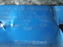Блок упр-я стеклоподъемниками Suzuki Escudo TD11W Фото 4