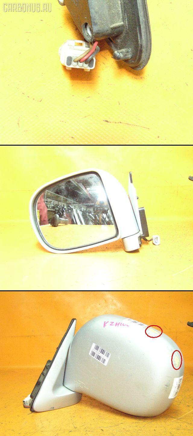 Зеркало двери боковой TOYOTA HIACE KZH106G. Фото 1
