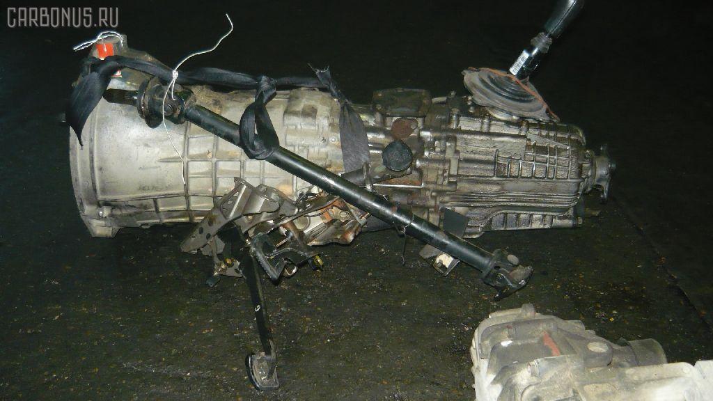КПП механическая NISSAN SKYLINE ENR33 RB25DE. Фото 2
