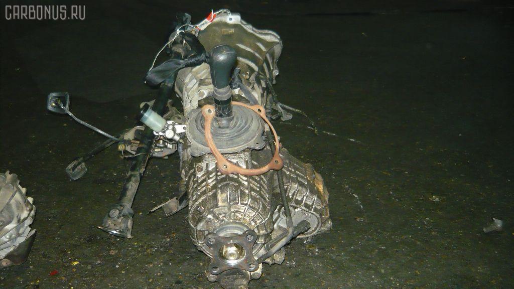 КПП механическая NISSAN SKYLINE ENR33 RB25DE. Фото 3
