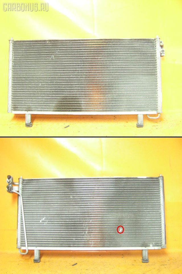 Радиатор кондиционера NISSAN SKYLINE ENR33 RB25DE