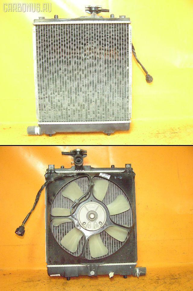 Радиатор ДВС SUZUKI WAGON R SOLIO MA64S K10A. Фото 1