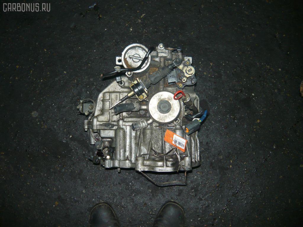 КПП автоматическая SUZUKI WAGON R SOLIO MA64S K10A. Фото 5