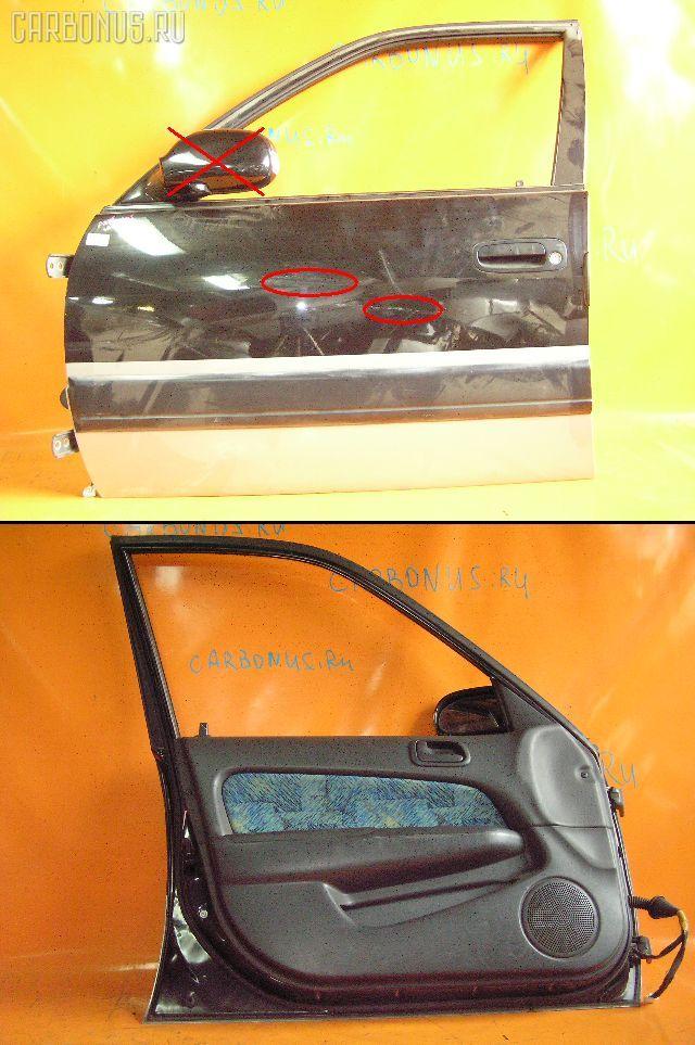 Дверь боковая TOYOTA SPRINTER CARIB AE115G. Фото 1
