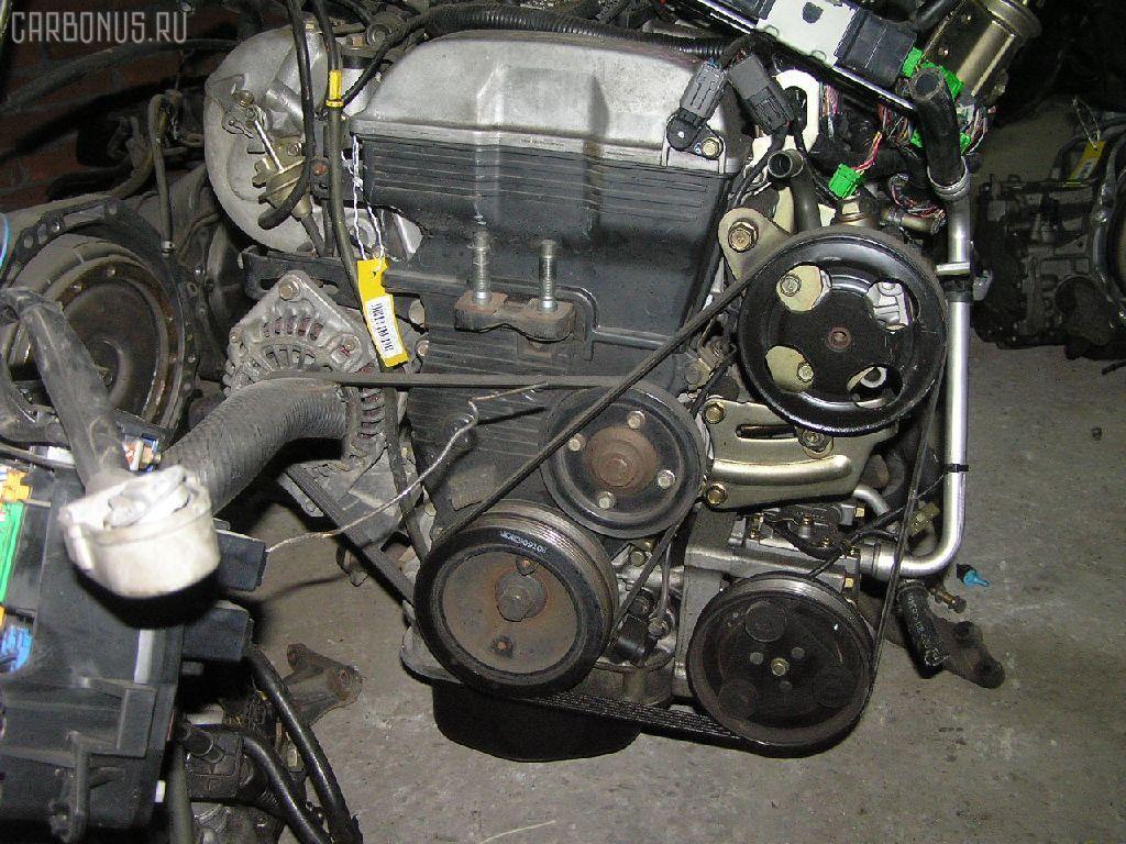 Двигатель MAZDA PREMACY CP8W FP-DE. Фото 8