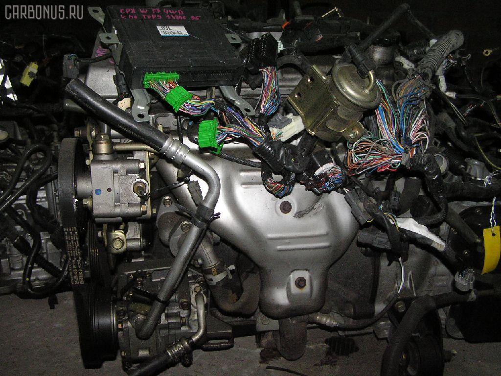 Двигатель MAZDA PREMACY CP8W FP-DE. Фото 9