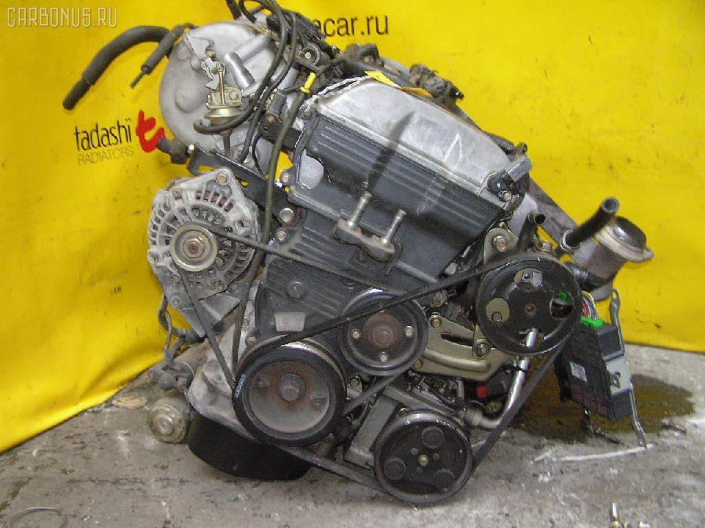 Двигатель MAZDA PREMACY CP8W FP-DE. Фото 3