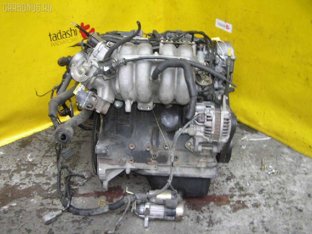Двигатель MAZDA PREMACY CP8W FP-DE. Фото 4