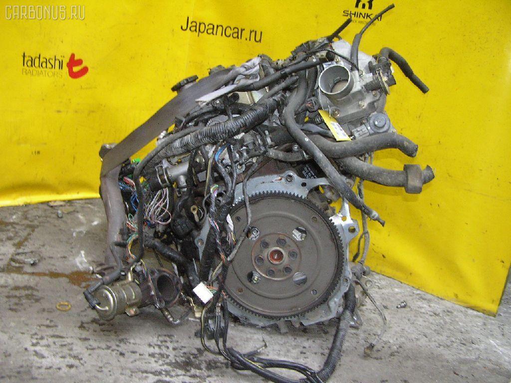 Двигатель MAZDA PREMACY CP8W FP-DE. Фото 5