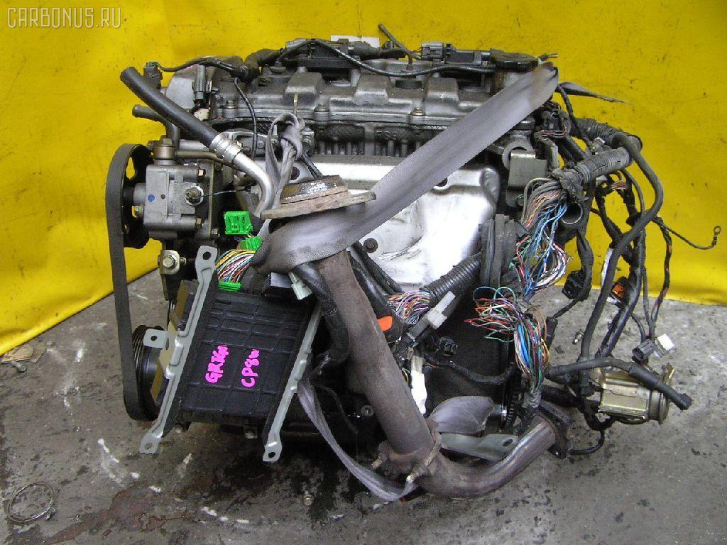 Двигатель MAZDA PREMACY CP8W FP-DE. Фото 6