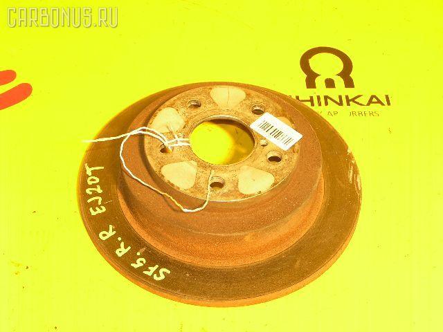 Тормозной диск SUBARU FORESTER SF5. Фото 1