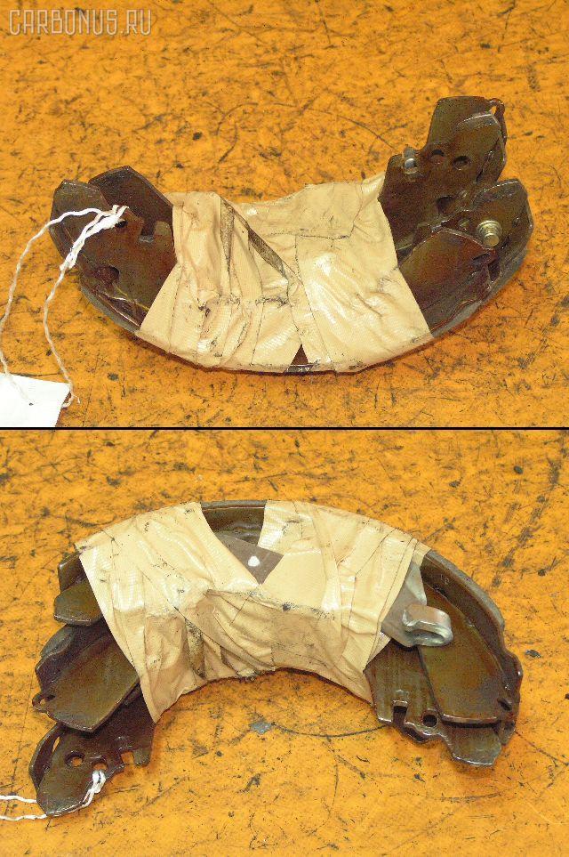 Тормозные колодки MITSUBISHI PAJERO IO H66W. Фото 1