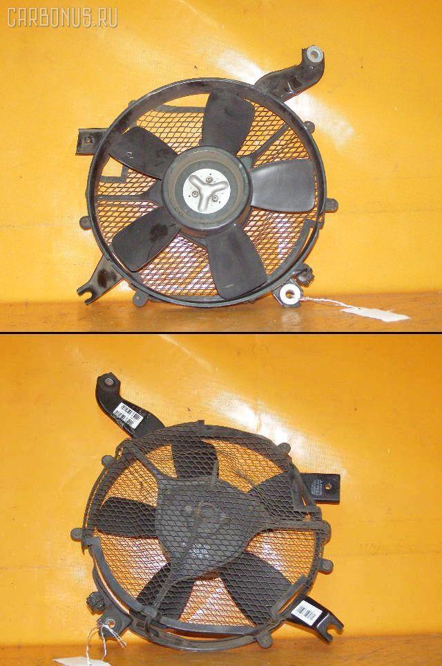 Вентилятор радиатора кондиционера MITSUBISHI PAJERO V45W 6G74. Фото 1