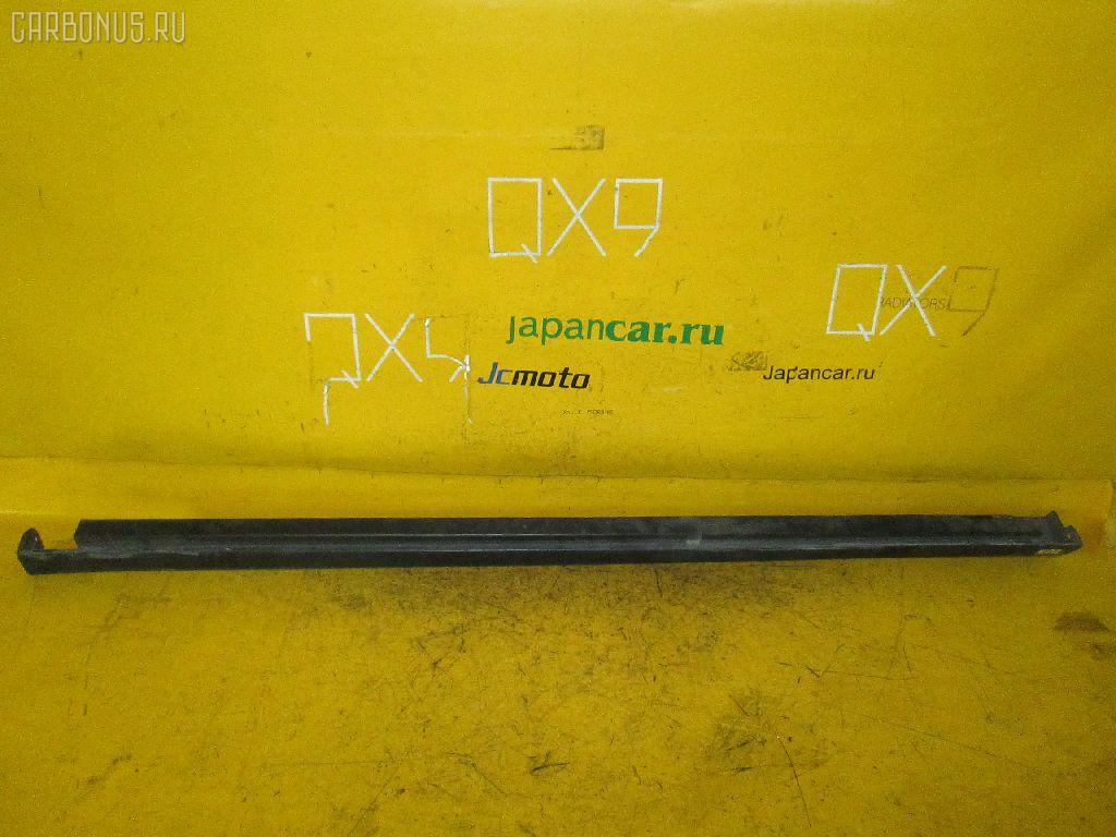 Порог кузова пластиковый ( обвес ) NISSAN BLUEBIRD SYLPHY KG11 Фото 1