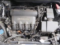 Накладка на порог салона Honda Fit aria GD6 Фото 3