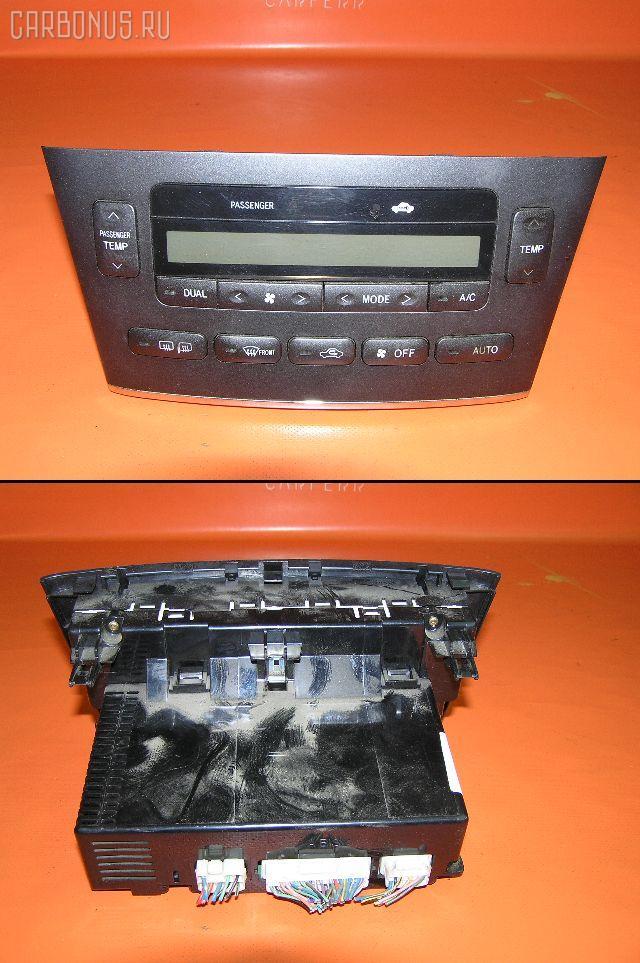 Блок управления климатконтроля TOYOTA WINDOM MCV30 1MZ-FE. Фото 1