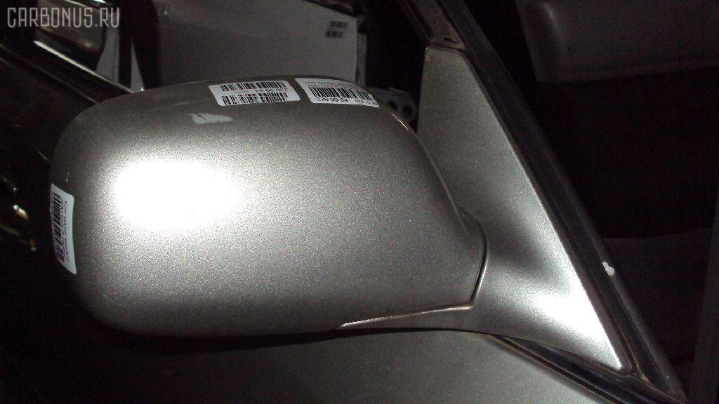 Зеркало двери боковой TOYOTA MARK II BLIT JZX110W. Фото 2