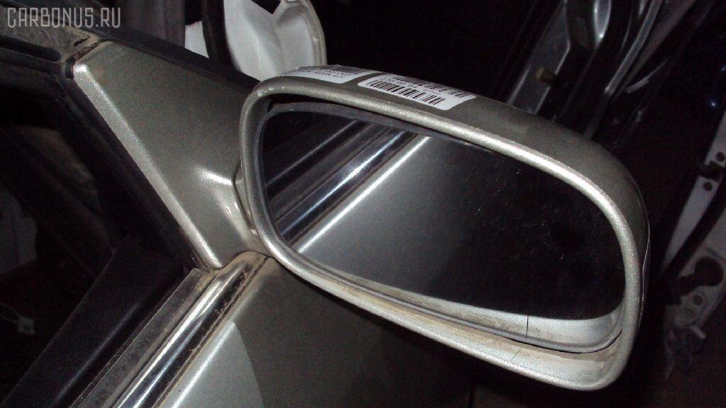 Зеркало двери боковой TOYOTA MARK II BLIT JZX110W. Фото 3