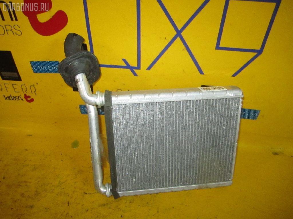 Радиатор печки TOYOTA COROLLA FIELDER NZE141G. Фото 1