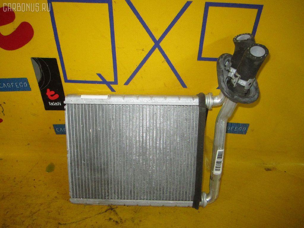 Радиатор печки TOYOTA COROLLA FIELDER NZE141G. Фото 2