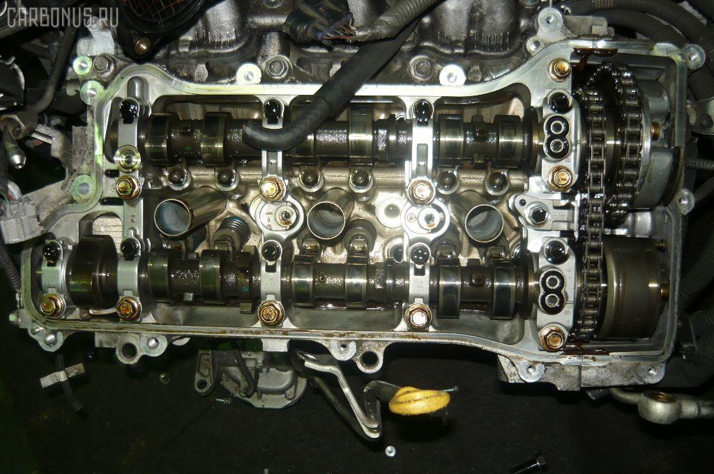 Двигатель TOYOTA CROWN GRS180 4GR-FSE. Фото 1