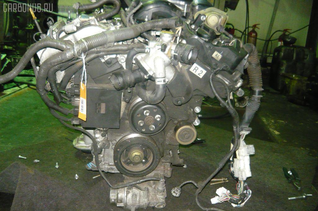 Двигатель TOYOTA CROWN GRS180 4GR-FSE. Фото 4