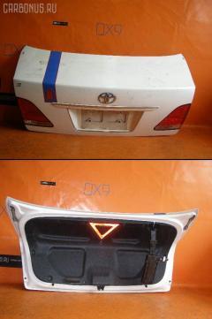 Крышка багажника Toyota Crown GRS180 Фото 1