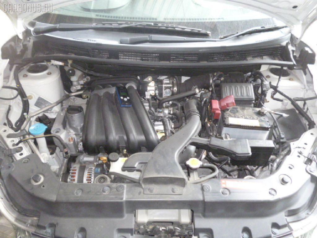 Вентилятор радиатора кондиционера NISSAN WINGROAD NY12 HR15DE Фото 6