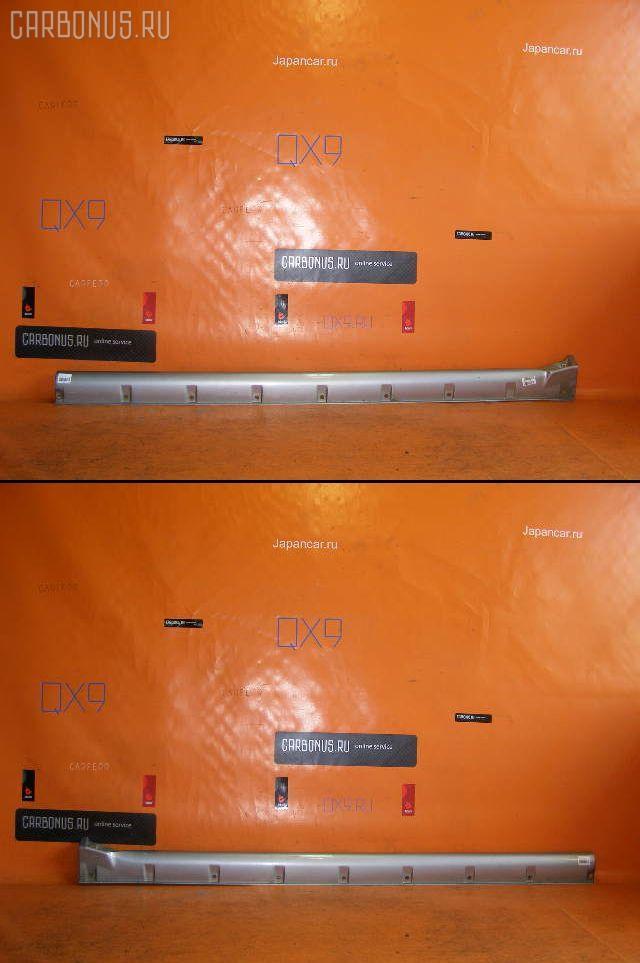 Порог кузова пластиковый ( обвес ) TOYOTA HILUX SURF VZN185W Фото 1