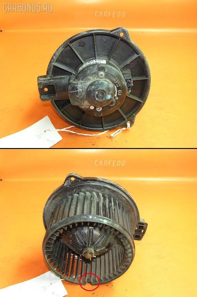 Мотор печки TOYOTA NADIA SXN10. Фото 2