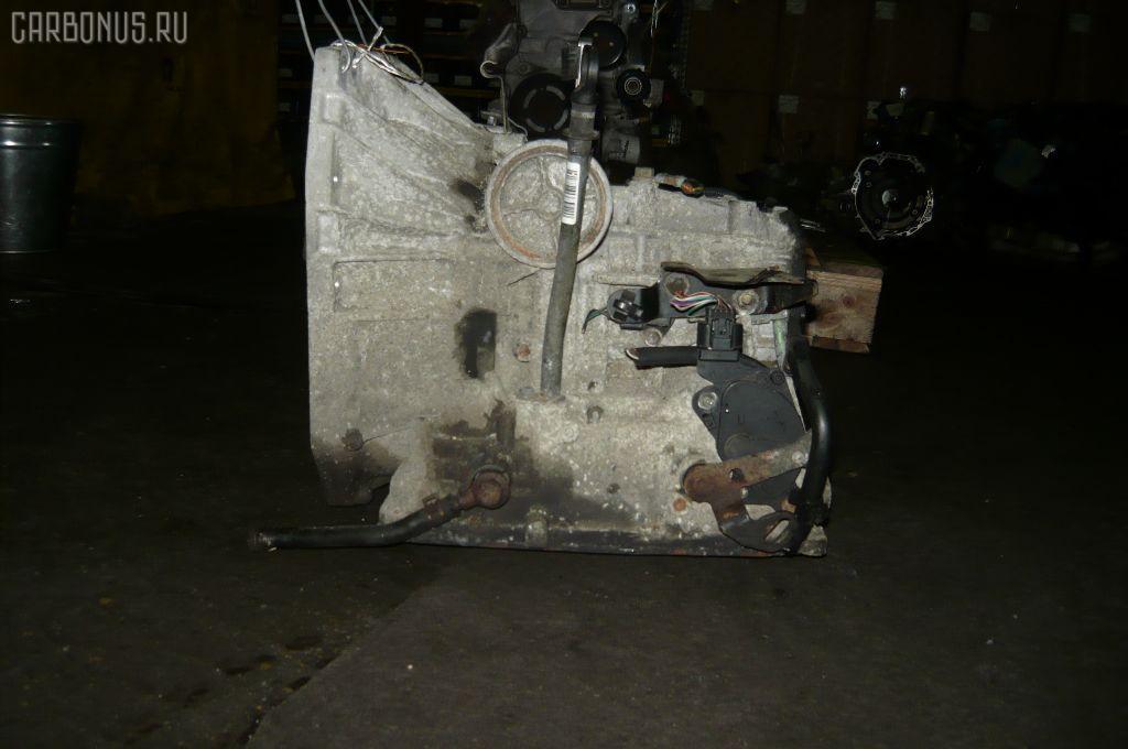 КПП автоматическая NISSAN WINGROAD Y12 HR15-DE. Фото 4