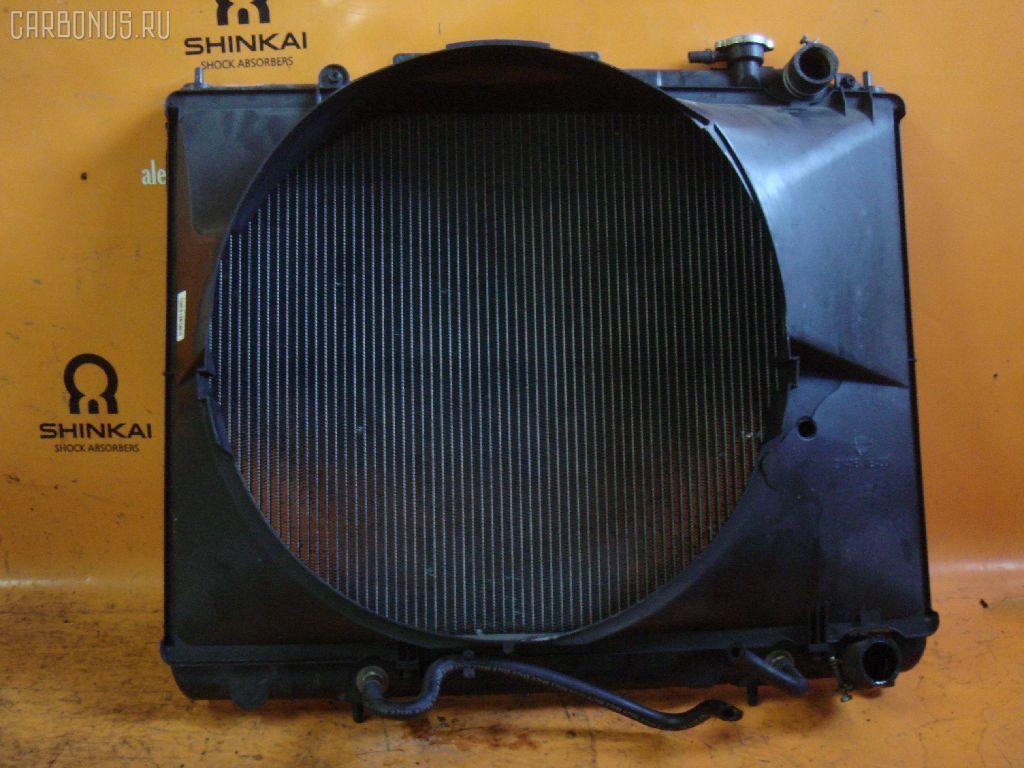 Радиатор ДВС NISSAN ELGRAND ALWE50 VG33E. Фото 6