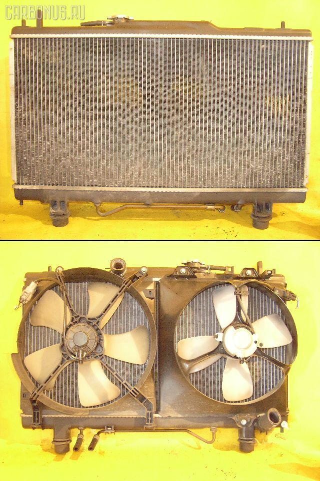 Радиатор ДВС TOYOTA ST210 3S-FE. Фото 1