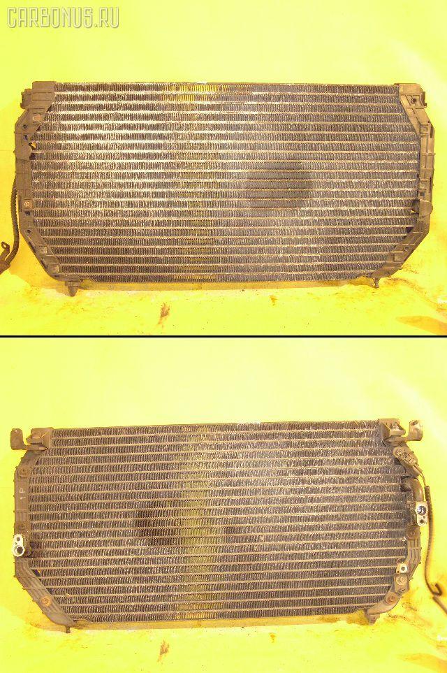 Радиатор кондиционера TOYOTA CALDINA ST195G 3S-FE. Фото 2