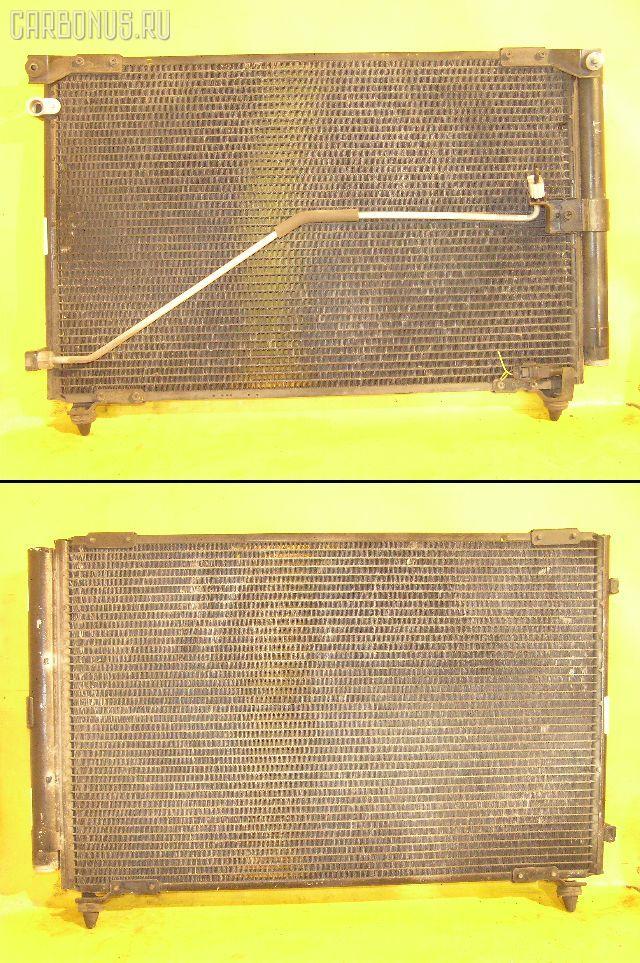 Радиатор кондиционера TOYOTA GAIA SXM10G 3S-FE. Фото 8