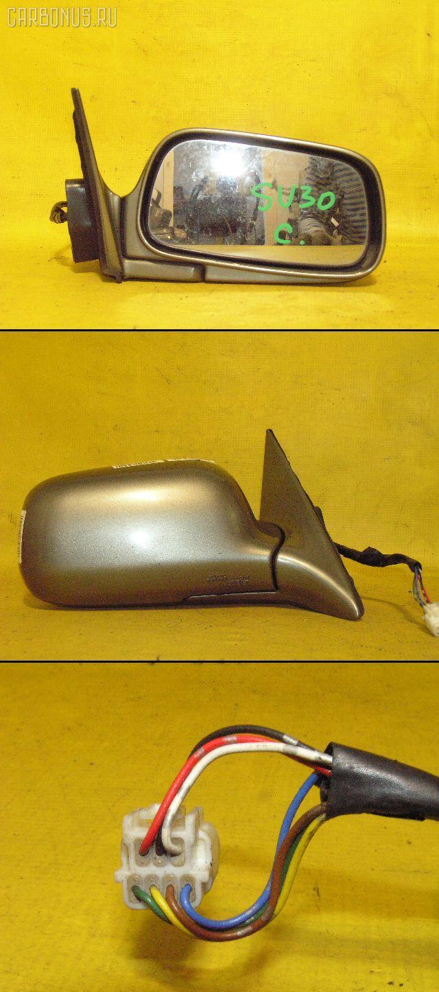 Зеркало двери боковой TOYOTA CAMRY SV30. Фото 6