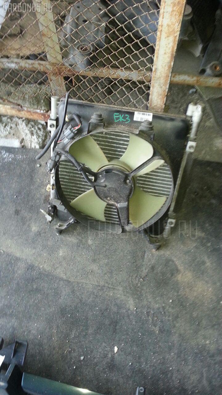 Радиатор кондиционера HONDA CIVIC EK3 D15B Фото 2