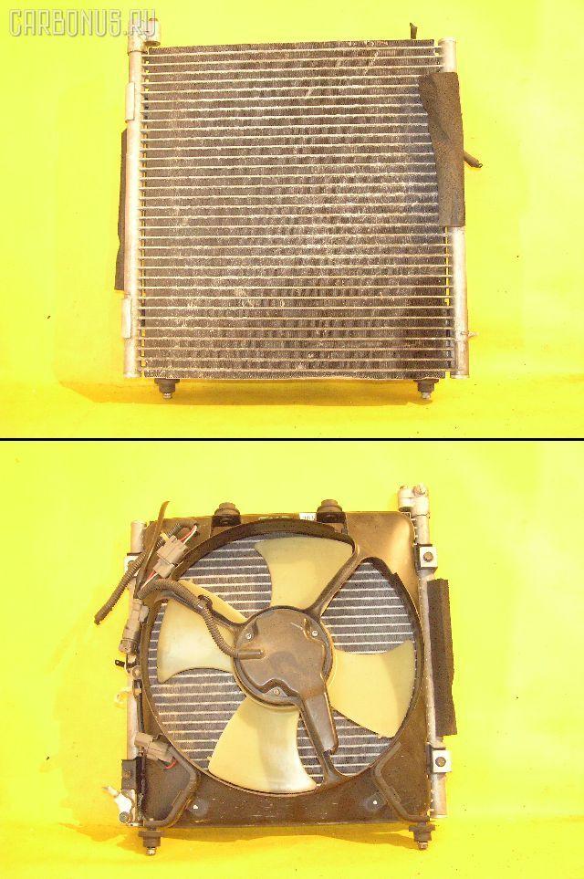 Радиатор кондиционера HONDA CIVIC EK3 D15B Фото 3