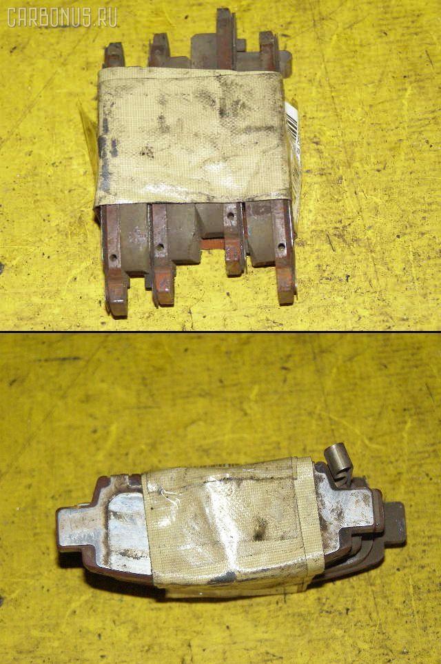Тормозные колодки TOYOTA CHASER GX90 1G-FE. Фото 1