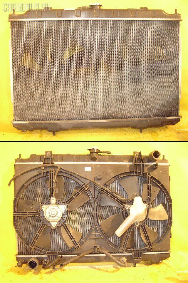 Радиатор ДВС NISSAN TINO HV10 SR20DE. Фото 6