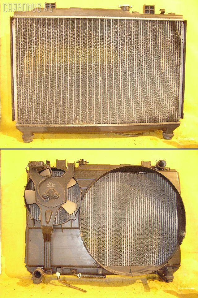 Радиатор ДВС TOYOTA LITE ACE NOAH SR40G 3S-FE. Фото 10