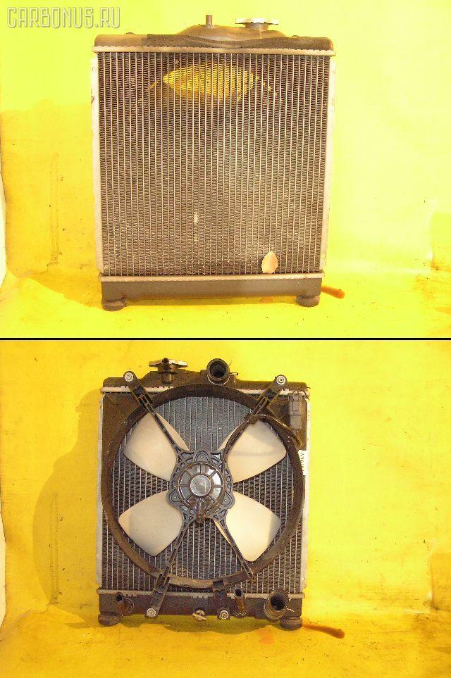 Радиатор ДВС HONDA DOMANI MB4 D16A. Фото 1