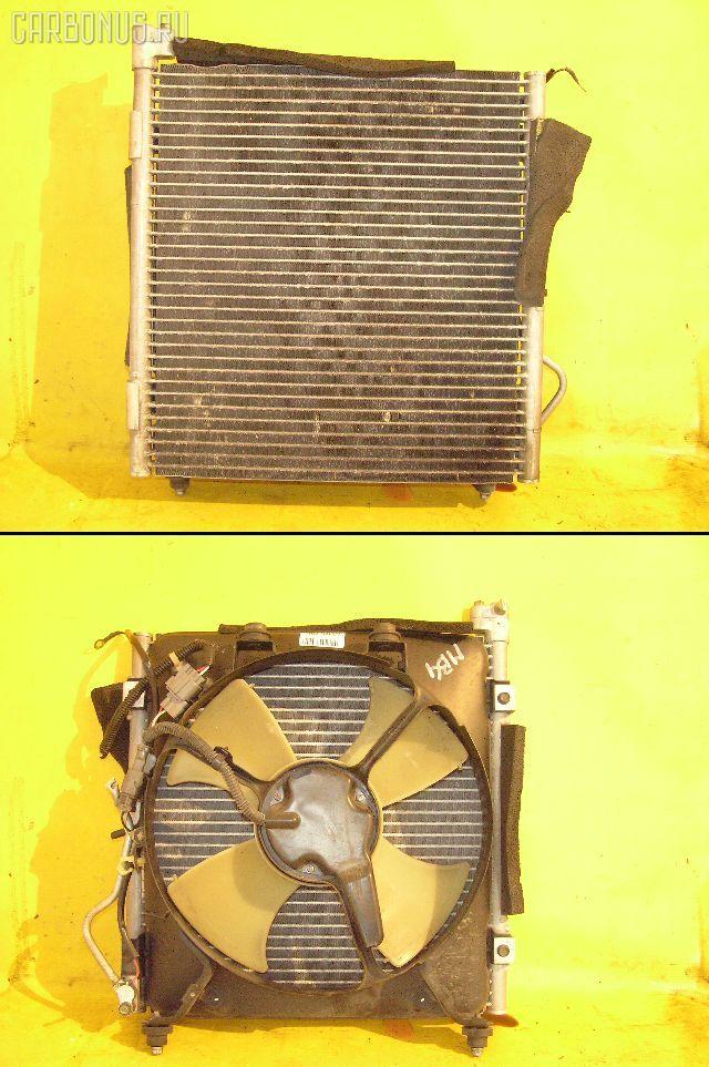 Радиатор кондиционера HONDA DOMANI MB4 D16A. Фото 1