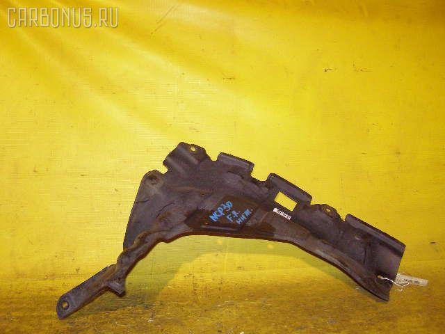 Защита двигателя TOYOTA PLATZ NCP12 1NZ-FE. Фото 3