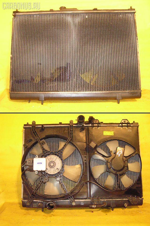 Радиатор ДВС MITSUBISHI CHARIOT GRANDIS N94W 4G64. Фото 3