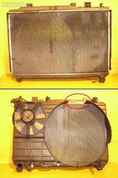 Радиатор ДВС TOYOTA TOWN ACE NOAH SR40G 3S-FE 16400-7A390  16400-7A660